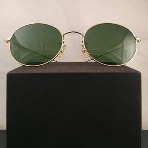 Accessories - Vintage Indian Motorcycle Chief II Oval sunglasses